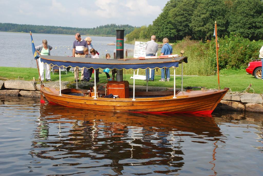 ångbåten sportvagnstraffen