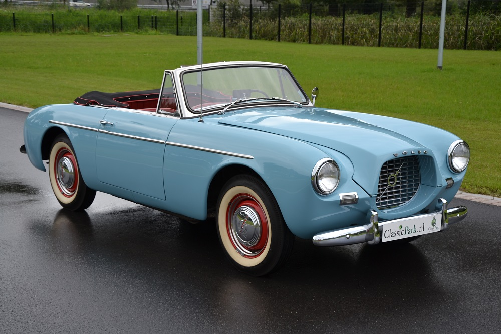 1956-Volvo-Sport-P1900-Front