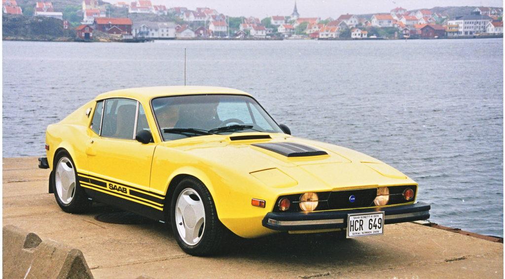 Saab Sonett mk3